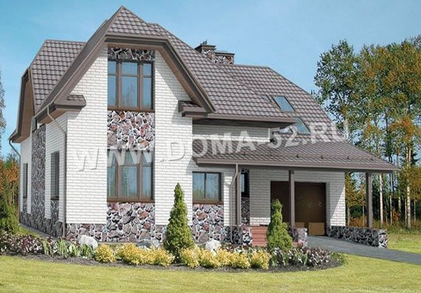 Готовые кирпичные дома или постройка своего