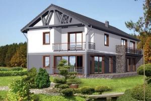 dom project 1112 300x202 Загородный дом, достойный современного и практичного человека