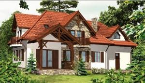 dom project 1263 300x172 Загородный дом, достойный современного и практичного человека