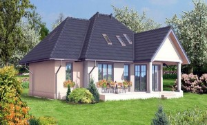 dom project 259 300x182 Загородный дом, достойный современного и практичного человека