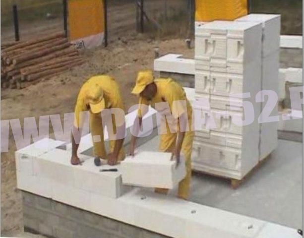 Дом из газобетона: строить самому или заказывать в строительной компании