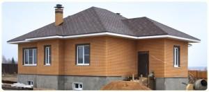 строительство домов из кирпича и керамических блоков