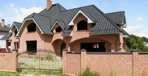 Дома из керамического кирпича